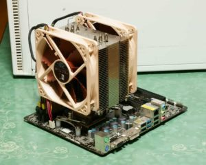 incompatible cpu cooler