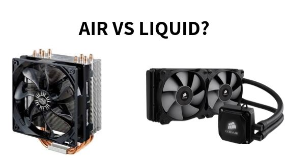 aio vs liquid aio cpu cooling
