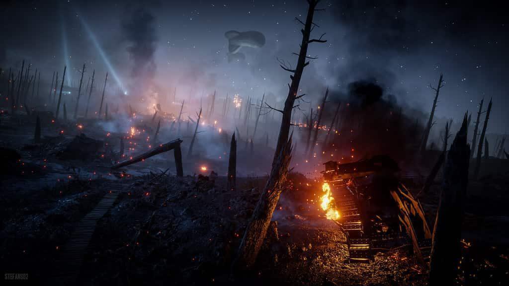 video game battlefield