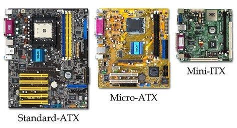 ATX vs Micro Vs ITX form factors
