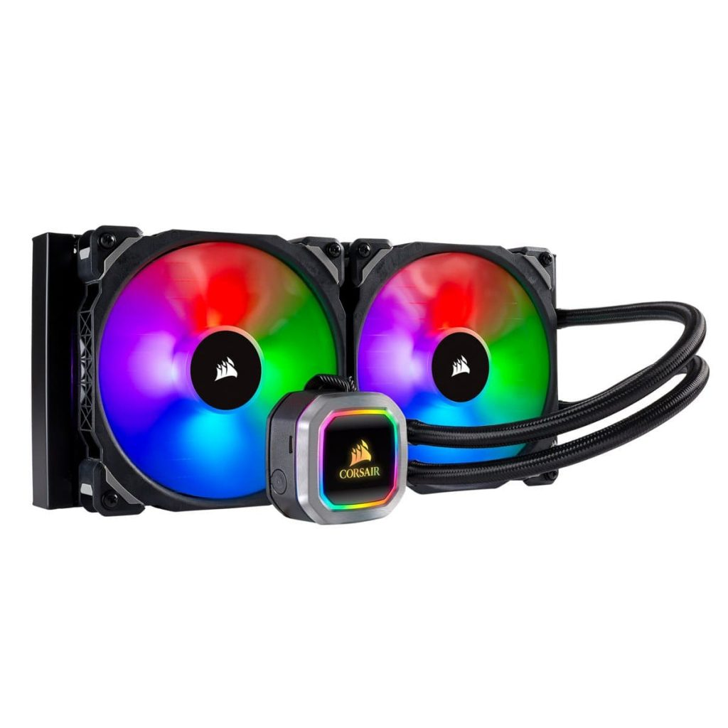 Corsair Hydro 115i RGB PLATINUM I9 9900K